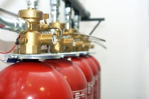 Tips for Cleaning Up Fire Extinguisher Residue