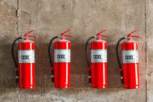 What Business Owners Need to Know About Portable Fire Extinguishers