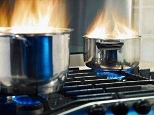 Do You Know How to Stop a Grease Fire?
