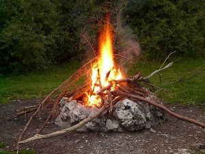 How to Ensure Campfire Safety