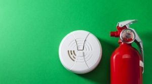 spring fire safety tips