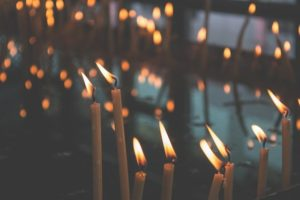 Reducing the Risk of Candle Fires