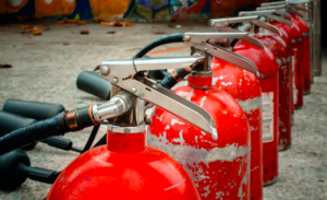 How to Dispose of an Expired Fire Extinguisher