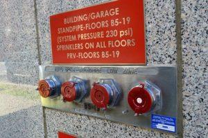 4 different types of sprinkler heads